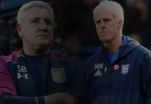 Steve Bruce & Mick McCarthy