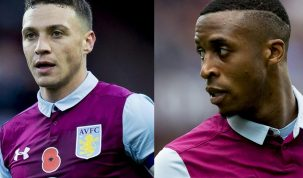 Chester and Kodjia are big players for Villa.