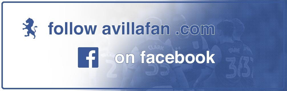 Follow avillafan on Facebook