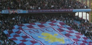 Villa Park is sold out.