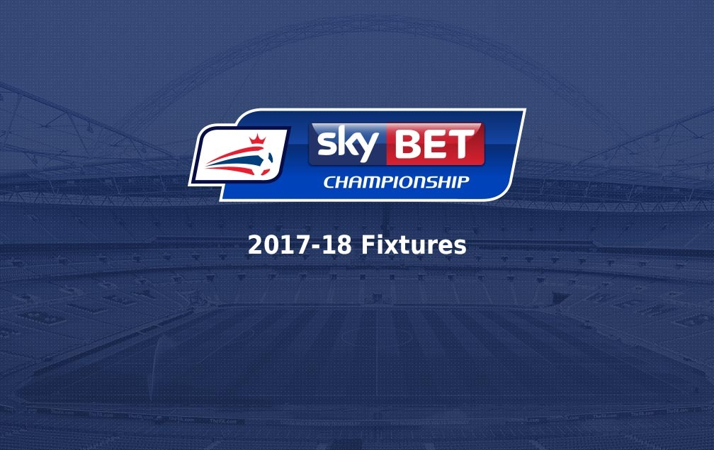 EFL 2017/18 fixtures - AVFC - Aston Villa Fansite, Blog