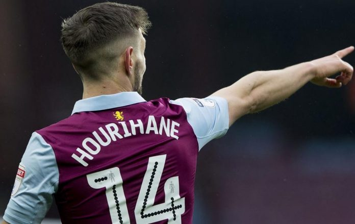 Hourihane has been linked with a move to Brighton.