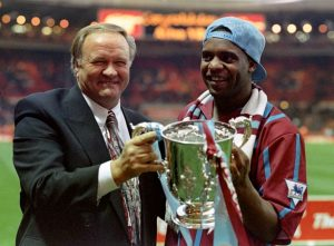Ron and Dalian Atkinson