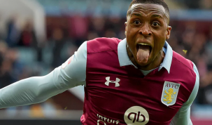 Kodjia may look to progress his career if Villa don't get promoted.