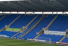 South Stand, Madejski Stadium