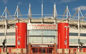A trip to the Riverside if we are to get promotion.