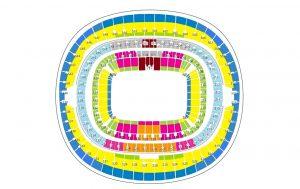 Wembley Seat Plan