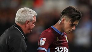 Grealish or Bruce to blame?