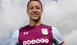 Will Terry be joined at Villa Park by Chris Samba?