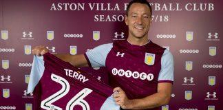 John Terry will feature for Villa this pre-season
