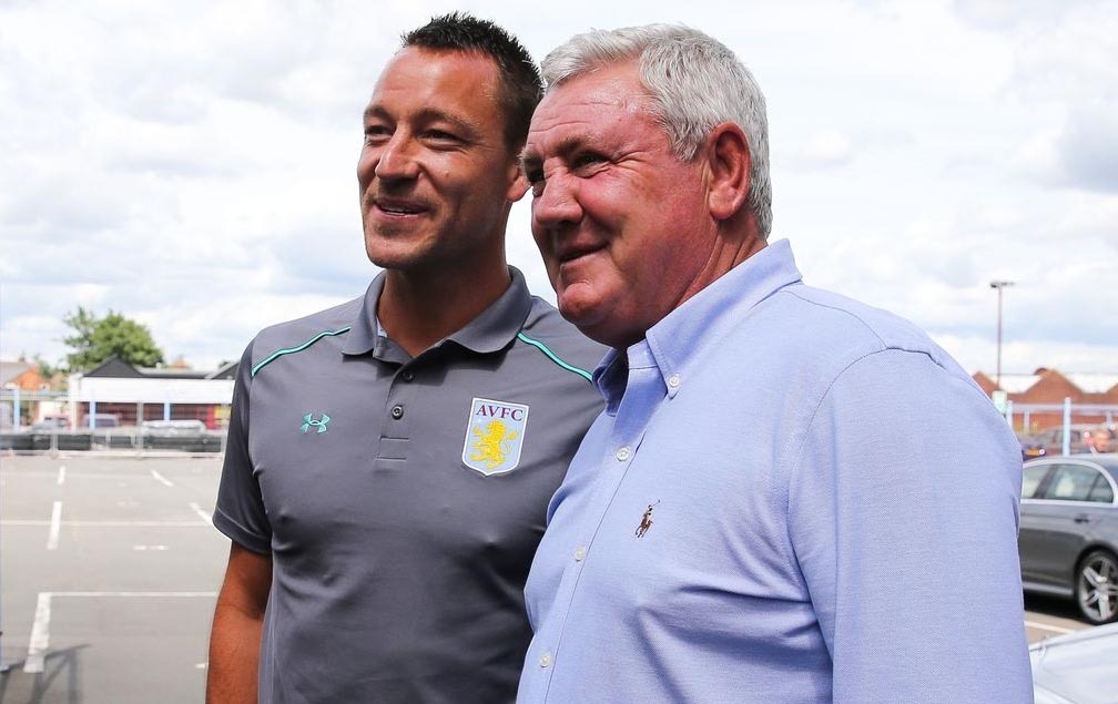 Bruce's convinced Terry to sign