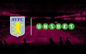 Unibet had a sponsor deal with Villa