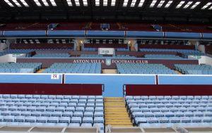 Ticket confusion at Villa Park