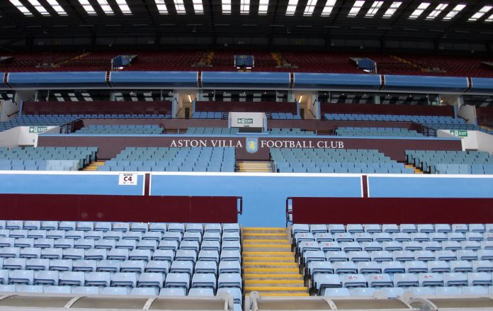 Ticket confusion at Villa Park
