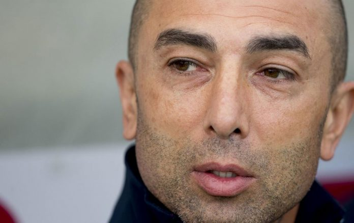 Di-Matteo struggled in the Championship