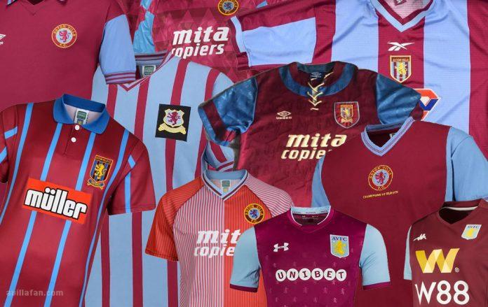 Aston Villa - Claret and Blue history
