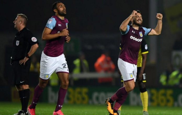 Snodgrass hopes Villa can finish in the top two.